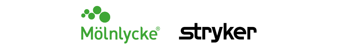 10. Content collaboration partners Mölnlycke and Stryker