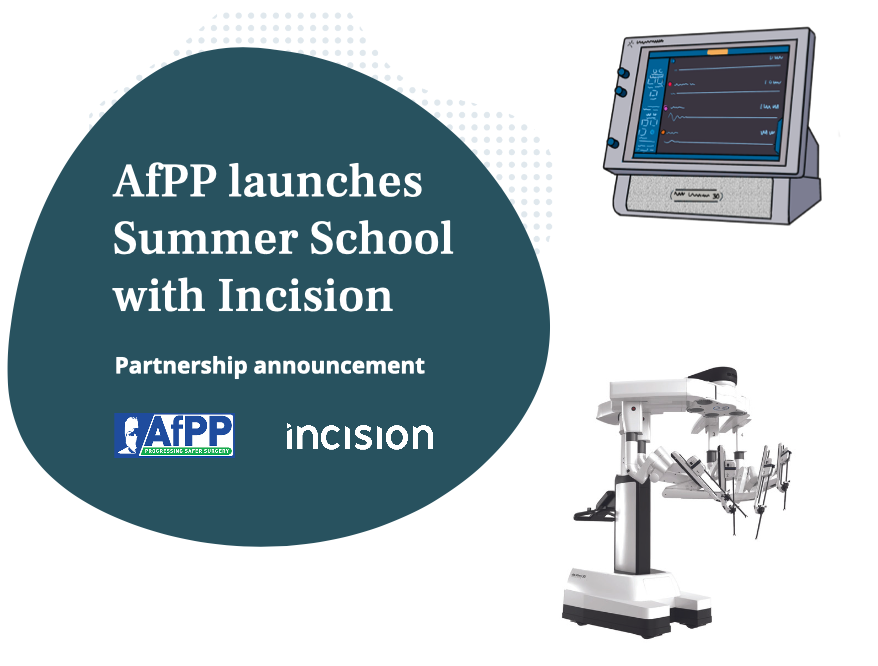 AfPP Summer School with NIM 3.0 and Da Vinci Surgical System